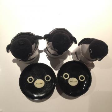 20170218-Suica のペンギン チョコレートプリン (7)