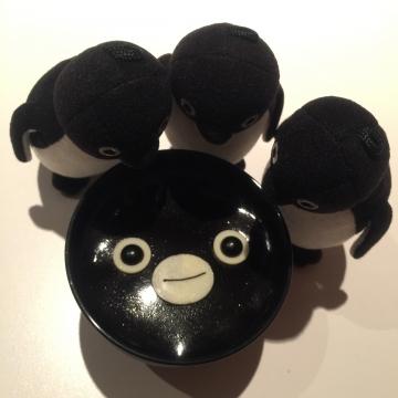 20170218-Suica のペンギン チョコレートプリン (11)