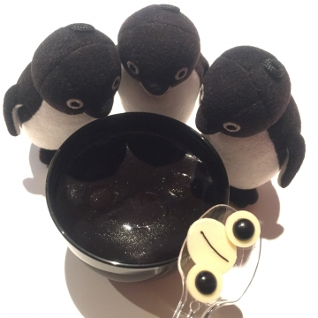 20170218-Suica のペンギン チョコレートプリン (12)