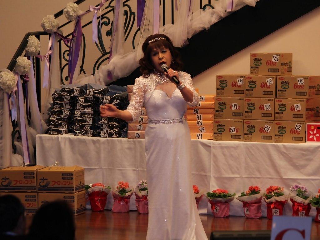白ドレス舞台(6)