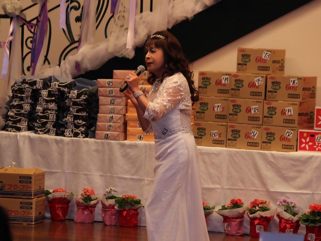 白ドレス舞台(9)