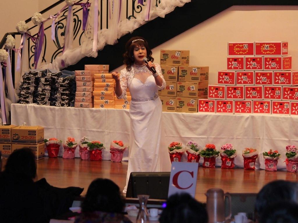 白ドレス舞台(5)