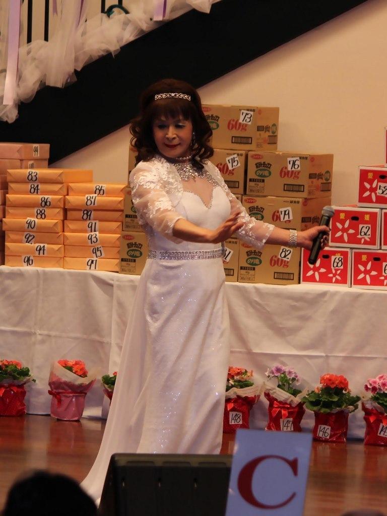 白ドレス舞台(2)