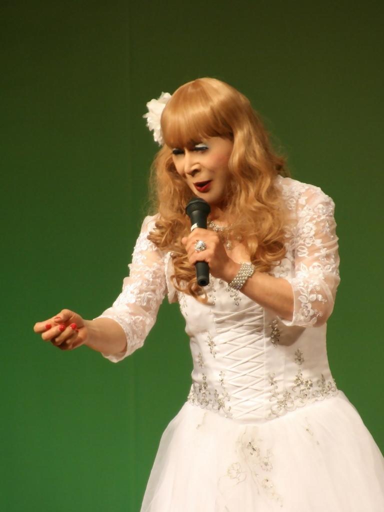白ドレス舞台おんな炎A(2)