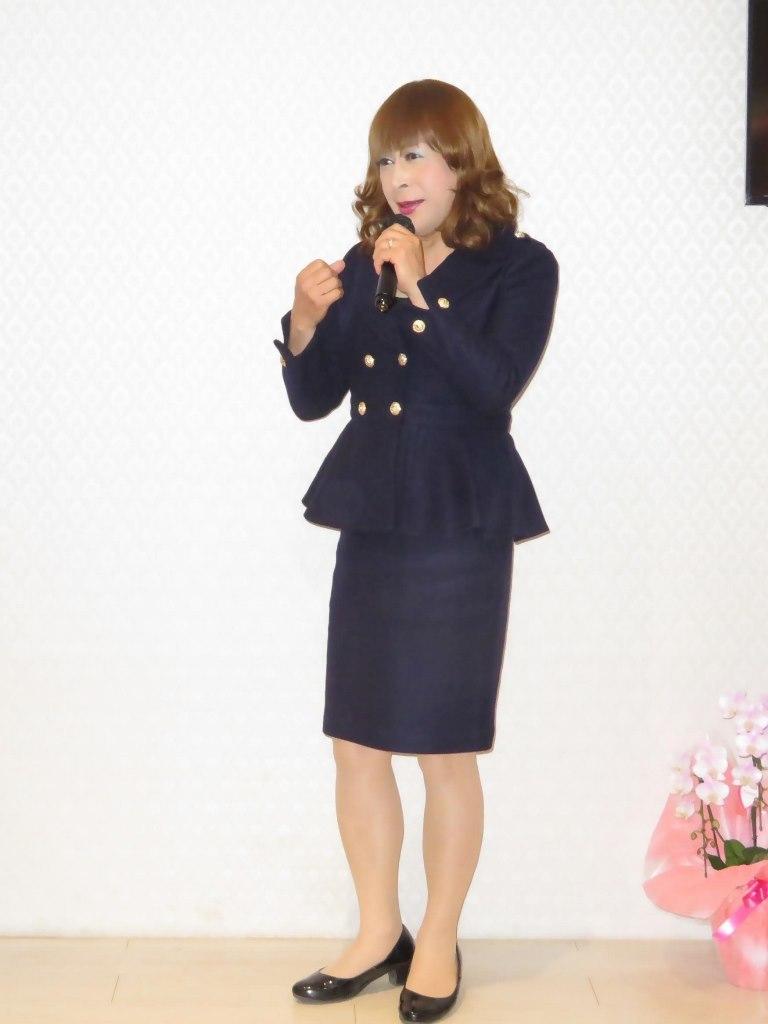 紺のダブルボタンスーツD(3)