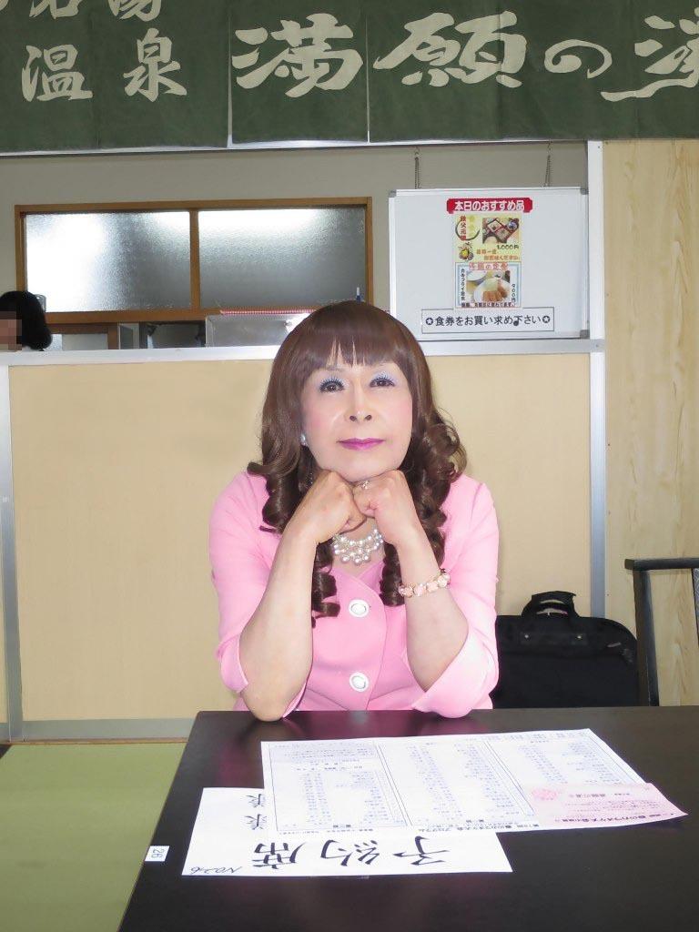 ピンクスーツ舞台練習(1)