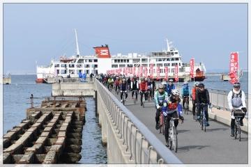 H29021804春の房総半島サイクリング