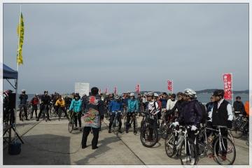 H29021805春の房総半島サイクリング
