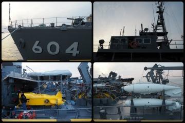 H29032304掃海艇えのしま・ちちじま