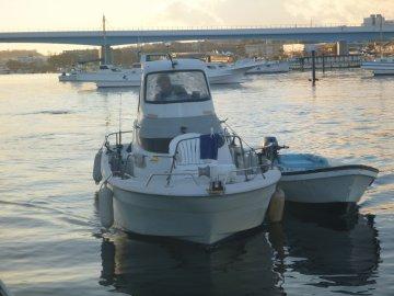 (1)M2Dさん艇