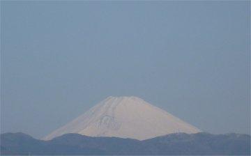 (3)富士山をみながら
