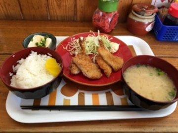 (61)ふくフライ定食