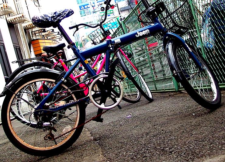jeep自転車