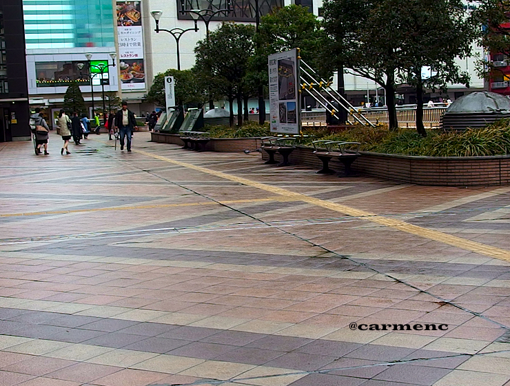 仙台デッキ左