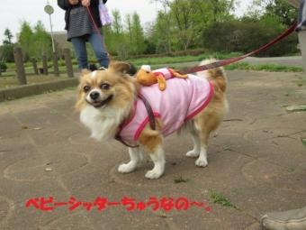 ベビーシッター中 (3)