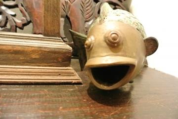 タイっぽい顔の魚