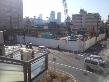 東神奈川再開発