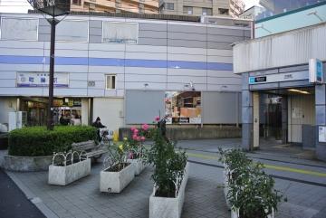千代田線と京成線