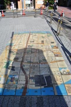 歴史散歩地図