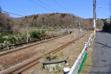 横浜線相原付近