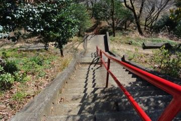 恐ろしい階段