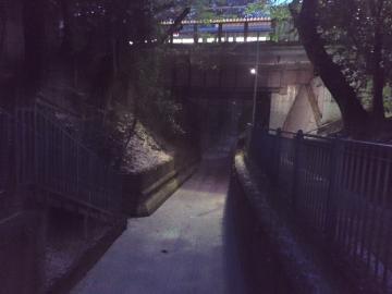 上は京王線代田橋駅