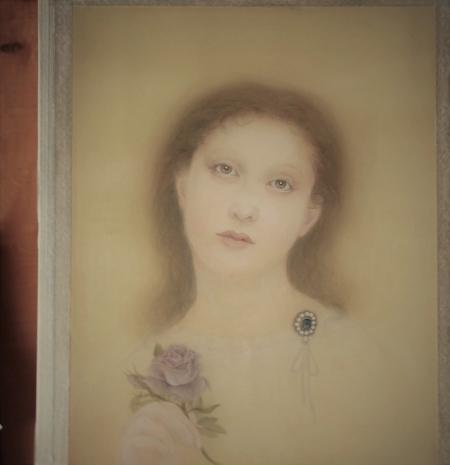 制作中・シャロンの薔薇