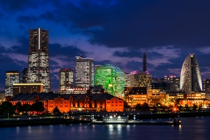 2017-3-22-23 横浜夜景01 (1 - 1DSC_0001-HDR)_R