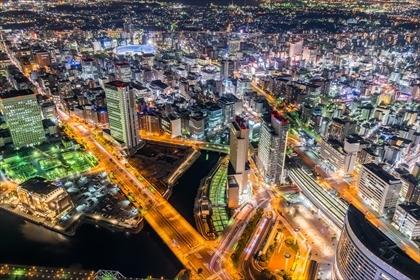 2017-3-22-23 横浜夜景13 (1 - 1DSC_0035-HDR)_R