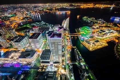 2017-3-22-23 横浜夜景14 (1 - 1DSC_0041-HDR)_R