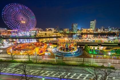 2017-3-22-23 横浜夜景09 (1 - 1DSC_0053-HDR)_R