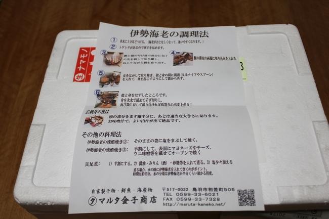 伊勢海老 002
