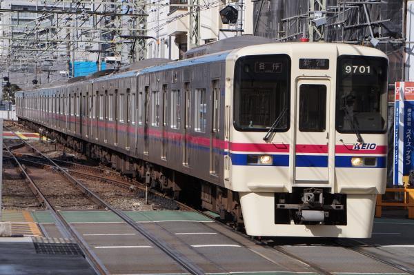 2017-02-10 京王9701F 各停新宿行き