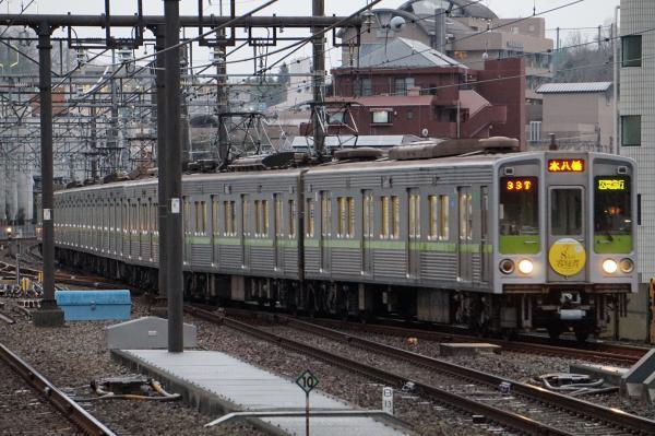 2017-02-10 都営10-240F 区間急行本八幡行き2
