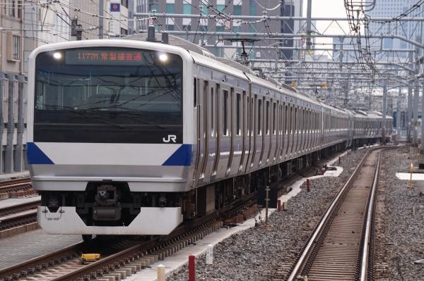 2017-02-18 常磐線E531系カツK471編成