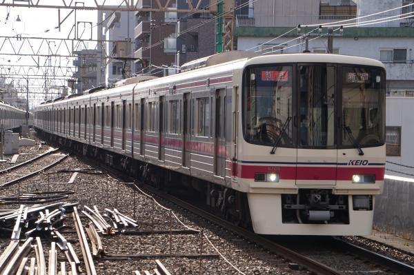 2017-03-04 京王8705F 特急新宿行き