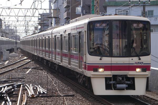 2017-03-04 京王8723F 各停新宿行き