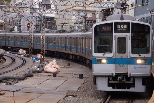 2017-03-04 小田急1091F 急行新松田行き