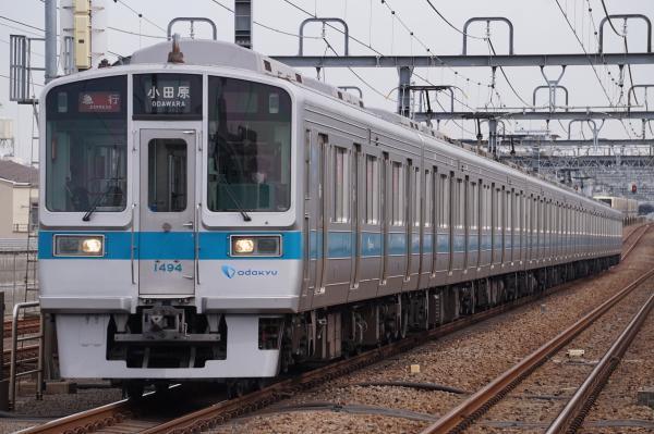 2017-03-04 小田急1094F 急行小田原行き