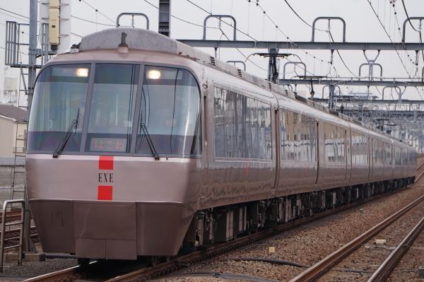 2017-03-04 小田急30000形(EXE) はこね号箱根湯本行き