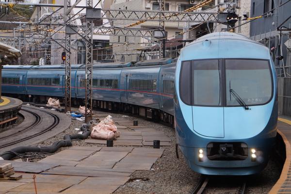 2017-03-04 小田急60000形(MSE) あさぎり号御殿場行き