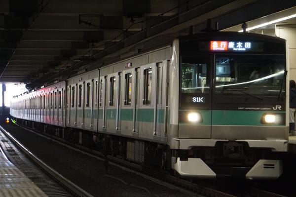 2017-03-04 常磐線E233系マト16編成 急行唐木田行き