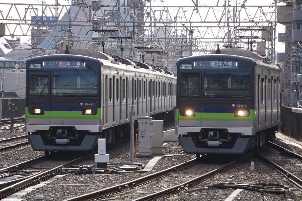 2017-03-04 都営10-490F 10-510F