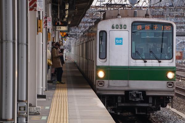 2017-03-08 メトロ6130F 我孫子行き