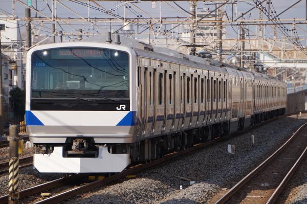 2017-03-08 常磐線E531系カツK408編成