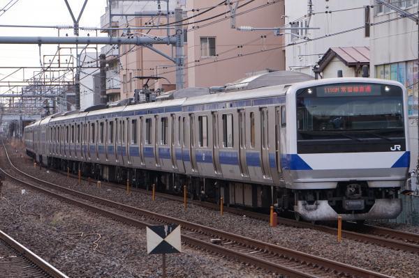 2017-03-08 常磐線E531系カツK413編成