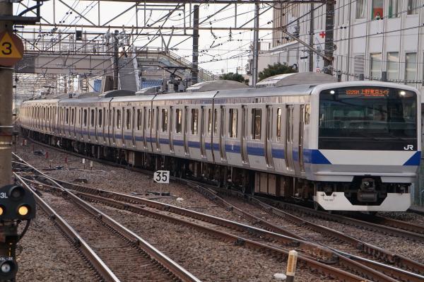 2017-03-08 常磐線E531系カツK469編成