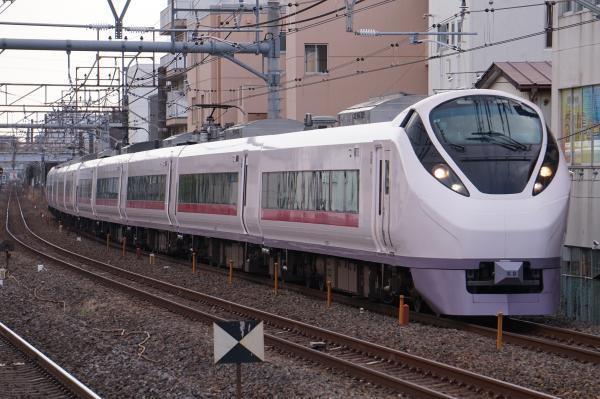 2017-03-08 常磐線特急E657系カツK8編成