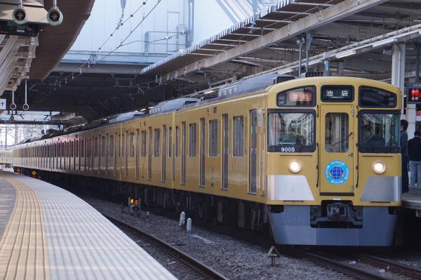 2017-03-11 西武9105F 急行池袋行き 2152レ