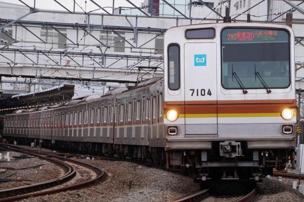 2017-03-17 メトロ7104F 快速急行元町・中華街行き 1852レ